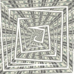 money whirlpool (photo: Patrick Hoesly, CC BY 2.0, https://creativecommons.org/licenses/by/2.0/)