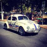 fotó: Mark Hillary; CC BY 2.0; https://flic.kr/p/mQoEdM; Herbie #Herbie #fusca #vw #beetle #serranegra #saopaulo #car #carro