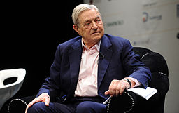 George Soros - Festival of Economics 2012 - Trento By Niccolò Caranti (Own work) [CC BY-SA 3.0 (http://creativecommons.org/licenses/by-sa/3.0)], via Wikimedia Commons
