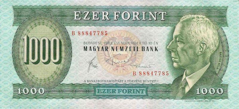 a forint a világ egyik legstabilabb fizetőeszköze, de meddig?