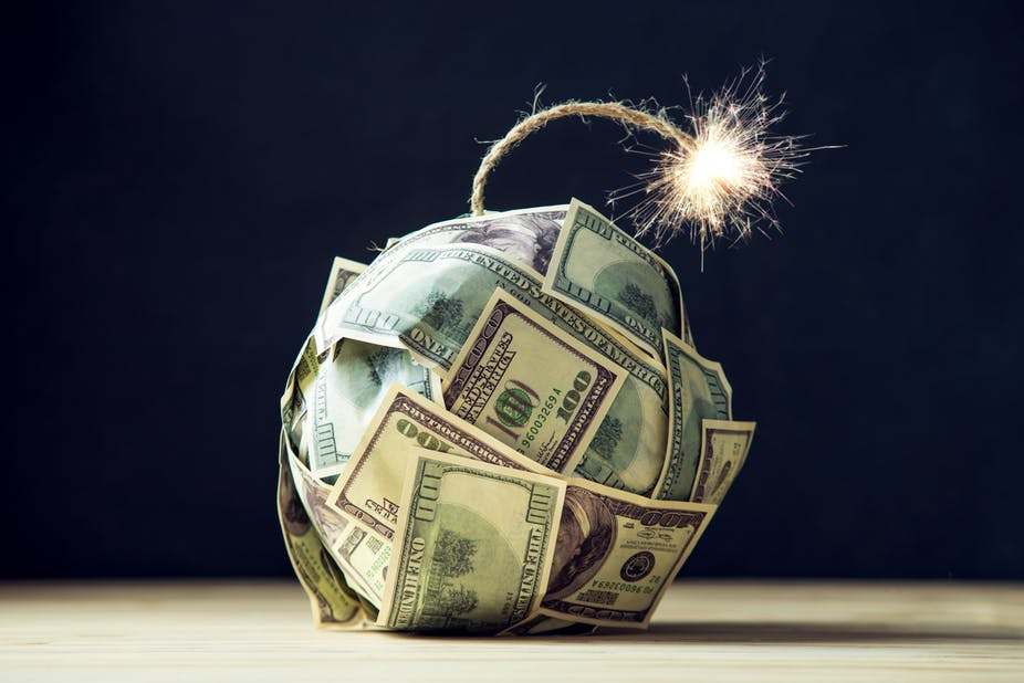 10 meglepetés 2020-ra – 8. rész: csökken a nominális globális adósság