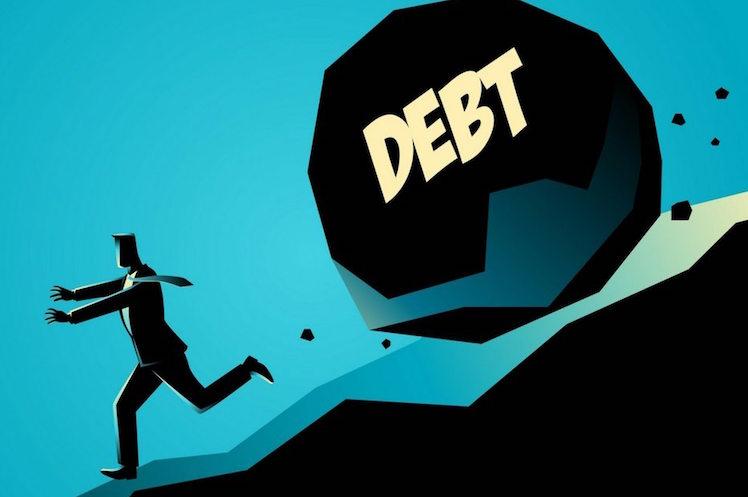 Nap ábrája – növekvő adósság = részvényekbe menekülés?